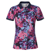 Kjus Women Enya Printed Polo S/S