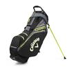 Callaway Hyper Dry 14 Stand Bag Black/Flex Yellow