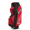 Callaway Chev 14 Cart Bag Cardinal/ White