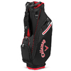 Callaway Org 7 Cart Bag Black/Red