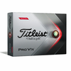 Titleist Pro V1X 2021 High Number White