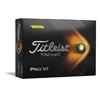 Titleist Pro V1 2021 Yellow