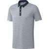 Adidas Heat.RDY Micro -Stripe Polo Shirt