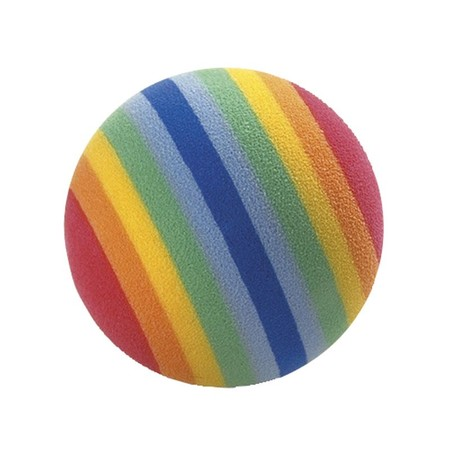 Pure 2 Improve Striped Foam Practice Balls pack 9