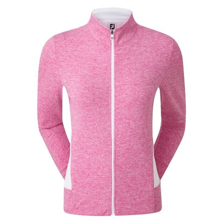 FootJoy Womens Full-Zip Knit Midlayer