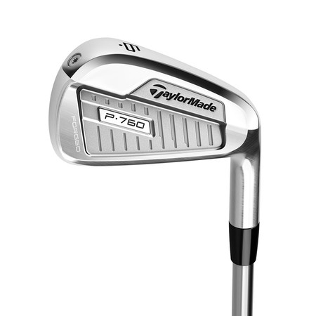Taylormade P760 Irons Steel 4-PW