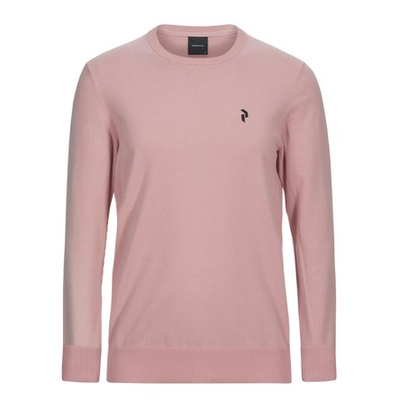 Peak Performance Men's Golf Classic Crew Neck