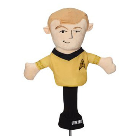 Driver Headcover - Captain James T. Kirk