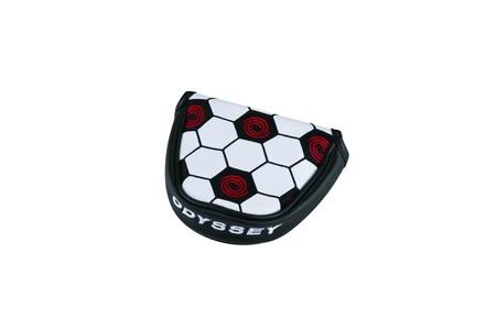 Odyssey Head Cover Soccer Malet