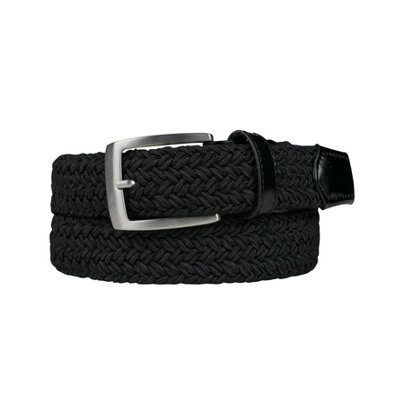 Alberto Basic Braided Belt