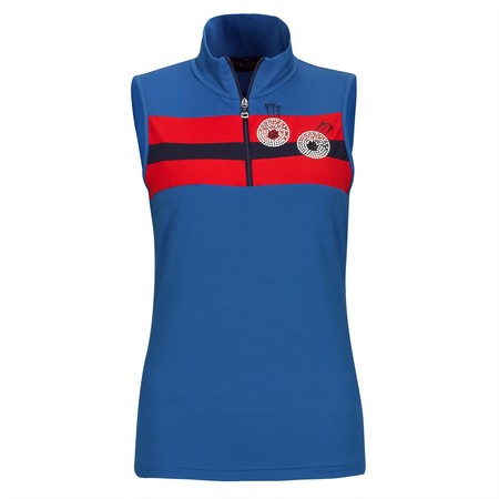Golfino Retro Short Troyer