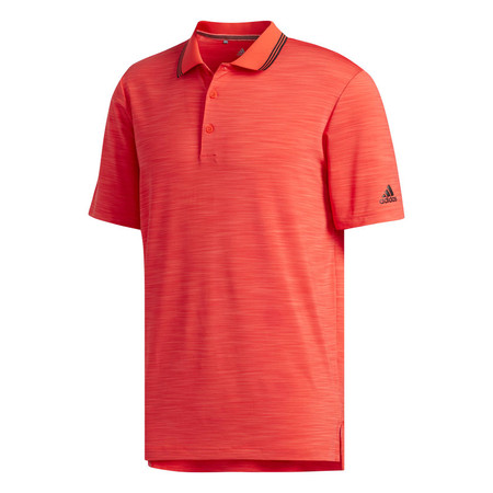 Adidas ULTIMATE365 Textured Stripe Polo