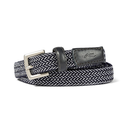 Kjus Unisex Classic Web Belt Narrow