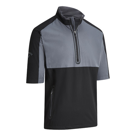 Callaway 1/2 Sleeve Block Wind Jacket