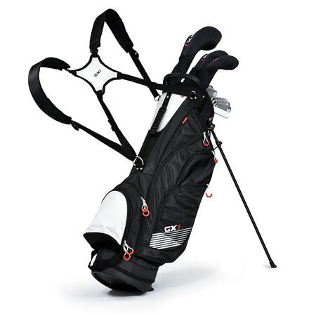 Masters GX1 Mens Steel Clubpack Stand Bag