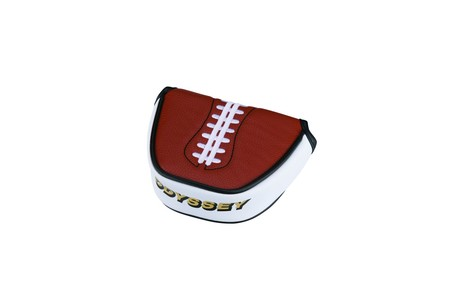 Odyssey Head Cover Football Mallet