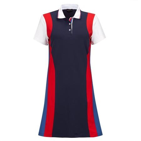 Golfino Retro Short Dress