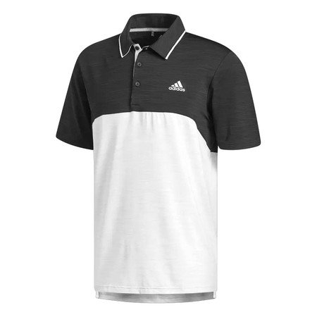 Adidas ULTIMATE365 Heather Polo
