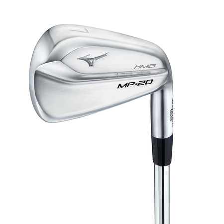 Mizuno MP-20 HMB Irons #4-PW Steel