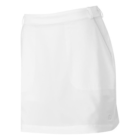FootJoy Light Weight Woven Skort with Printed Trim