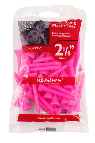 Plastic Tees Bag 40 2 1/8""