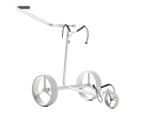 Justar Electric Golf Trolley Silver