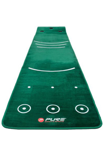 Pure 2 Improve Dual Grain Putting Mat Broom