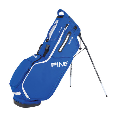 Ping Hoofer Stand Bag Royal White