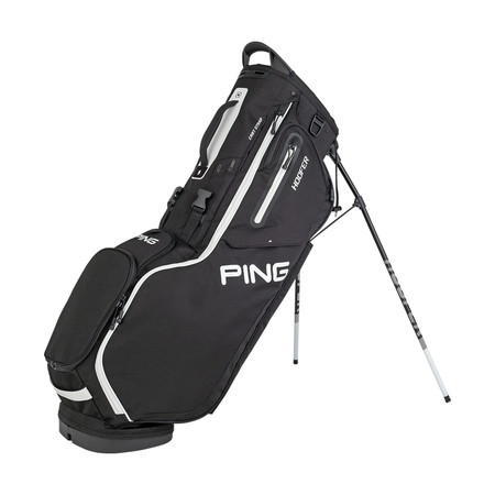 Ping Hoofer Stand Bag Black