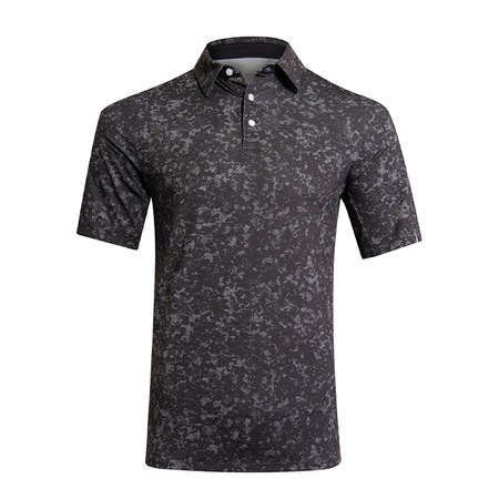 Kjus Men Motion Printed Polo S/S