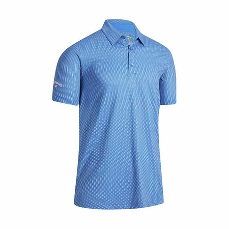 Callaway All Over Printed Polo