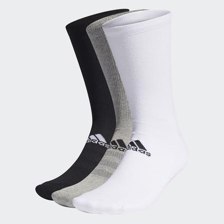 Adidas 3 PK Crew Socks