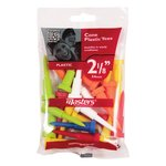 Cone Tees 2 1/8 - 54mm Mixed Bag 25pcs